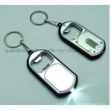 Chaîne porte-clés porte-clés en métal