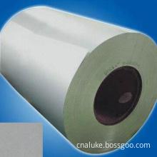 Doped Aluminum Coil