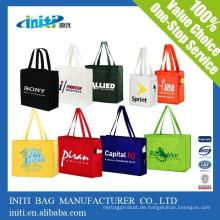 China benutzerdefinierte billige Qualität wiederverwendbare Fitness-Tasche