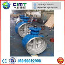 Two Way Hard Seal Butterfly Valve