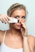 EMS ultrasone frisse huid Scrubber