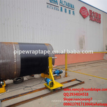underground pipe protection coating anti corrosion wrap tape