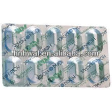 Cold forming aluminium foil for capsule packaging