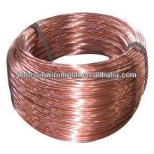 Cables de cobre desnudos