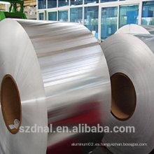 Bobinas de aluminio 5052 H32 de alta calidad para la tapa de la botella