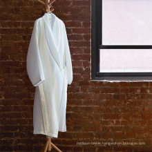 100%Cotton Hotel White Waffle Bathrobe