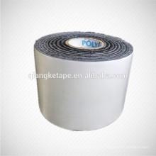 Korrosionsschutz-Butyl-Gummischlauch-Umwicklungsband für unterirdische Rohrleitung