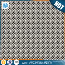 Fil d'écran argenté de haute qualité de largeur de 600mm / maille fine