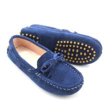 Кожаные тапочки для детской повседневной обуви