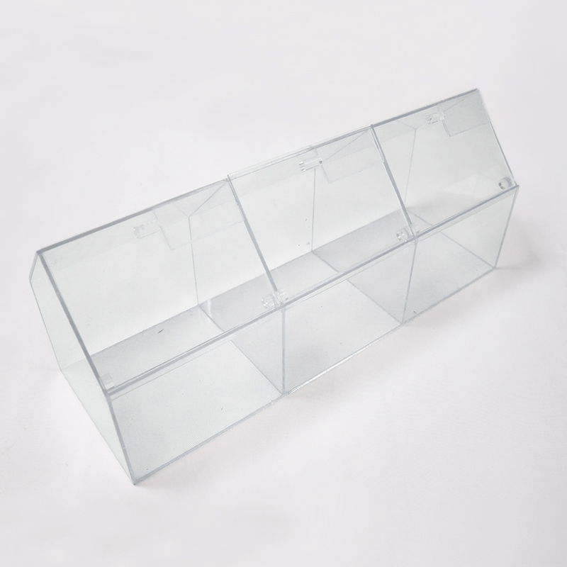 clear acrylic candy boxes