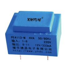 4VA 230V 6V 12V mini Electronic transformer manufacturer
