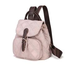 Korean style teenager fashion casual backpack bag