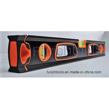 Niveau de boîte professionnelle en aluminium de qualité supérieure (700909)
