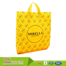 China Manufacturer Standard Size Eco Wholesale Cheap Plastic Customized Luxury Reusable Foldable Shopping Bag