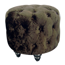 Round Ottoman for Hotel Furniture