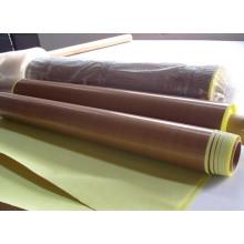 Fita adesiva da fibra de vidro revestida de PTFE