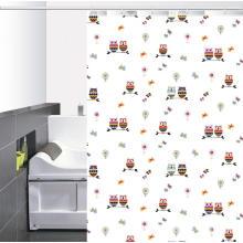 Водонепроницаемая ванная комната с занавеской для душа