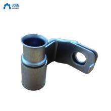 OEM Galvanized steel saddle clamp customized
