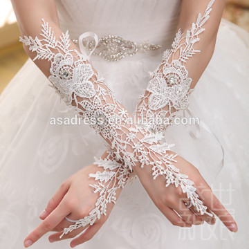 G-001 Wedding Long gloves for Bride