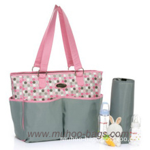 Fashion Diaper Bag for Mummy (MH-2147 PINK)