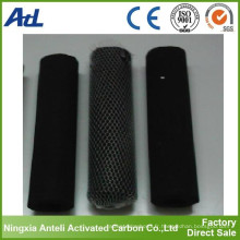 Le noyau de carbone même comme le filtre de carbone de CTO