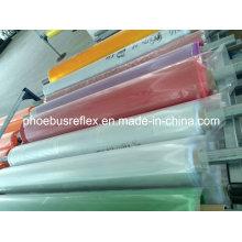 Rollos de PVC reflectantes