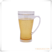 Double Wall Frosty Mug Frozen Ice Beer Mug for Promotional Gifts (HA09070-3)