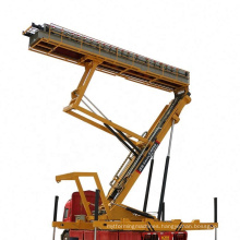 Roofing Machine Hydraulic Lifting Table Platform Truck