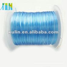 Fabrication de cordons de perles à fil plat extensible ES10 #