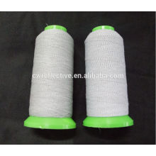 hi vis reflective embroidery thread and sewing thread for clothing