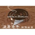 Bobina do mosquito do preto da qualidade superior da fonte da fábrica de China