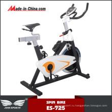 Спиннинг-велосипед - Спин-байк - Велотренажер (ES-725)