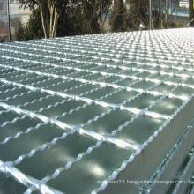 Non Slip Serrated Steel Grating