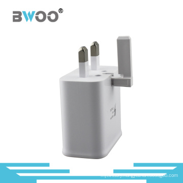 High Quality Hot-Selling Fast USB Charger Multi UK Adapter