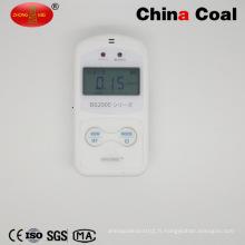 Dosimètre numérique de radiomètre de gamma de la haute sensibilité BS2000 Digital X