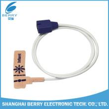 Sensor SpO2 Nellcor Oximax SpO2 Sensor Desechable de SpO2