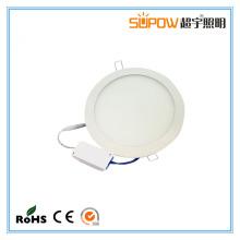 3W / 6W / 9W12W / 15W / 18W reine Aluminium runde / quadratische LED-Deckenleuchte mit Ce RoHS