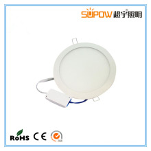 3W/6W/9W12W/15W/18W Pure Aluminum Round/Square LED Ceiling Light with Ce RoHS