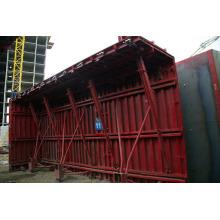 Moule de tunnel préfabriqué pour système de coffrage de pont