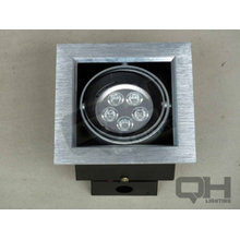 1 * 5 * 1w luz AR80 LED haba vesícula biliar