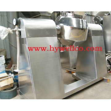 Hywell Produce Rotary Vacuum Drying Machine