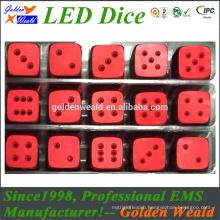 Wholesale Colorful Wooden Custom Dice,Wooden Dice