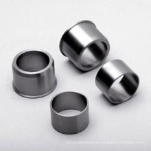 Manga de acero inoxidable del precio de fábrica que trabaja a máquina la tubería de acero