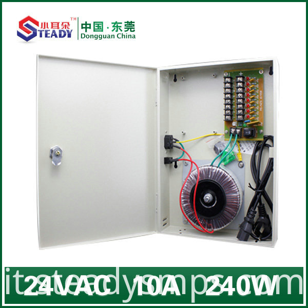 24vac cctv power supply