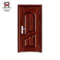 Fabricante de fábrica de acero puerta de seguridad de tamaño estándar