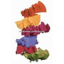 Colorants directs en rouge 13 pour papier