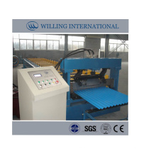 Metal Corrugated Wall Sheet Roll Forming Machinery