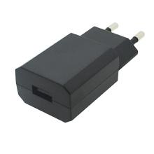 Adaptador de viaje 5V 1A adaptador de corriente USB para teléfono móvil
