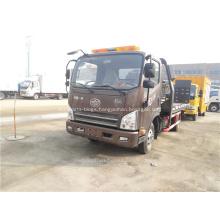 Euro 4 Manual 4*2 Wrecker Truck