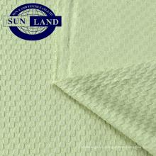 100% poliéster home textile cushion colchão tatami uso jacquard tricô tecido waffle